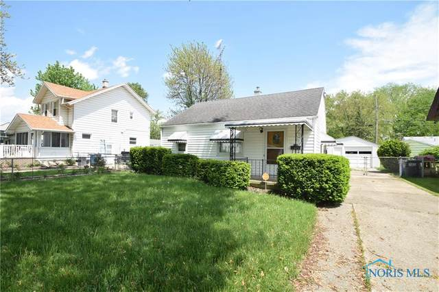 1343 Mound, Toledo, OH 43614 (MLS #6054397) :: RE/MAX Masters