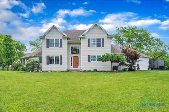 19995 West River, Bowling Green, OH 43402 (MLS #6054551) :: Key Realty