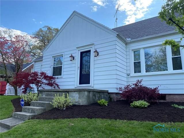 502 Grasser, Oregon, OH 43616 (MLS #6054640) :: Key Realty