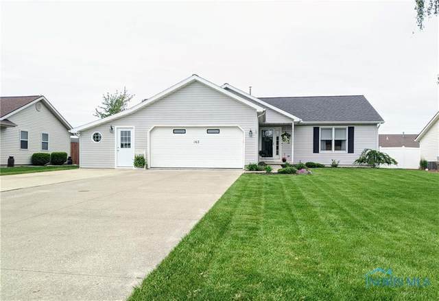 162 Union Place, Bryan, OH 43506 (MLS #6054734) :: Key Realty