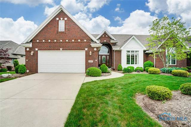 3917 Ravine Hollow, Maumee, OH 43537 (MLS #6054865) :: H2H Realty