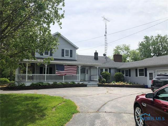 4113 County Road N, Swanton, OH 43558 (MLS #6054886) :: H2H Realty