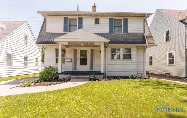 3852 Bellevue, Toledo, OH 43613 (MLS #6054930) :: RE/MAX Masters