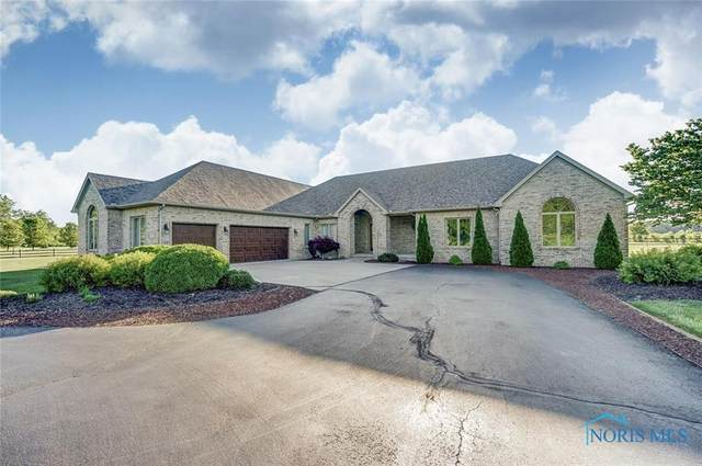17677 W River, Bowling Green, OH 43402 (MLS #6055025) :: Key Realty