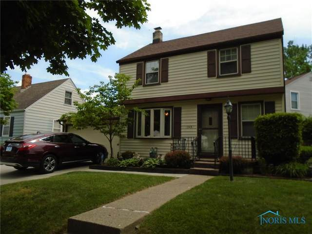 1343 Crestwood, Toledo, OH 43612 (MLS #6055027) :: Key Realty
