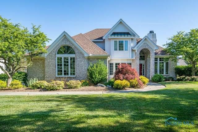 8716 Slate Ridge, Sylvania, OH 43560 (MLS #6055267) :: RE/MAX Masters
