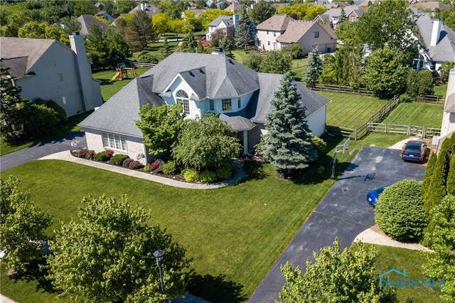 6021 E Cobblestones, Sylvania, OH 43560 (MLS #6055444) :: RE/MAX Masters