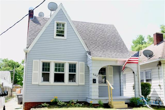 543 Waggoner, Toledo, OH 43612 (MLS #6055515) :: RE/MAX Masters