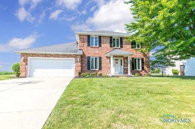 8002 Grainfield, Sylvania, OH 43560 (MLS #6055538) :: Key Realty