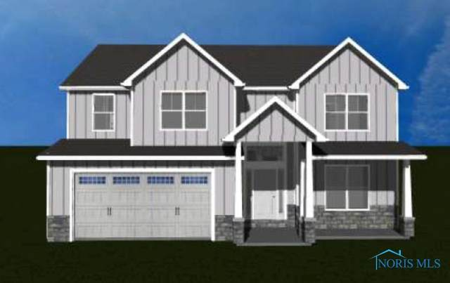 10894 Bay Trace, Perrysburg, OH 43551 (MLS #6055554) :: Key Realty
