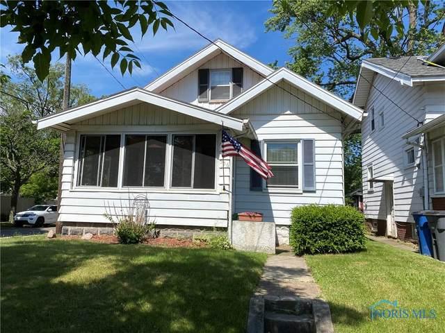 556 Nicholas, Toledo, OH 43609 (MLS #6055588) :: Key Realty