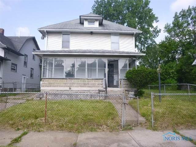 3115 Kimball, Toledo, OH 43610 (MLS #6055637) :: Key Realty