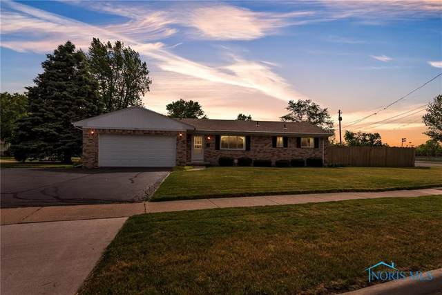 1605 Michigan, Maumee, OH 43537 (MLS #6055749) :: Key Realty