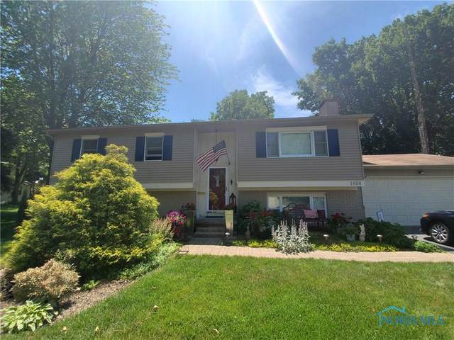 1658 Park Forest, Toledo, OH 43614 (MLS #6055756) :: RE/MAX Masters