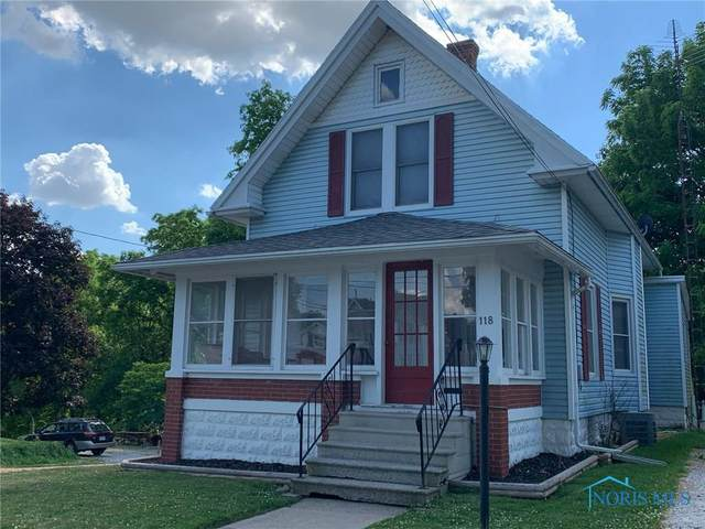 118 Lincoln, Delta, OH 43515 (MLS #6055764) :: Key Realty