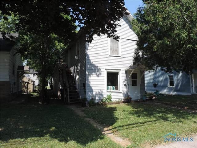224 Troup, Bowling Green, OH 43402 (MLS #6055795) :: Key Realty