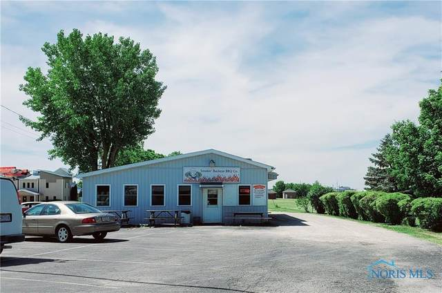 811 W Findlay, Carey, OH 43316 (MLS #6055865) :: Key Realty