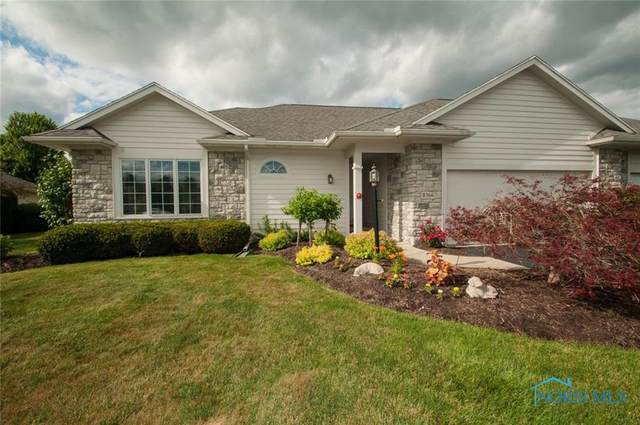 8166 Quarry View, Maumee, OH 43537 (MLS #6055885) :: RE/MAX Masters