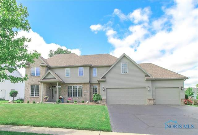 7758 Sioux Ridge, Maumee, OH 43537 (MLS #6055914) :: Key Realty