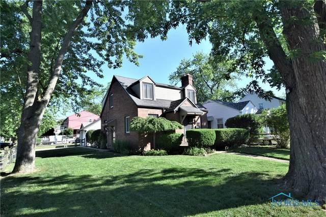 1860 Strathmoor, Toledo, OH 43614 (MLS #6055919) :: RE/MAX Masters