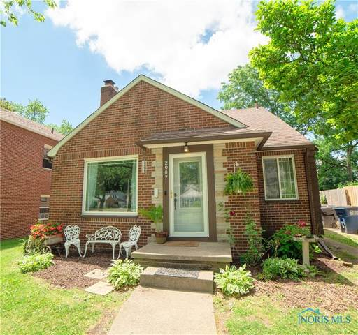 2907 Sherbrooke, Toledo, OH 43606 (MLS #6055947) :: RE/MAX Masters