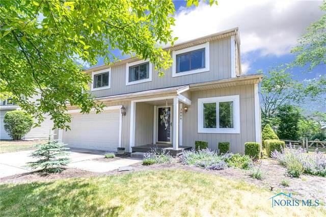 3808 Farmbrook, Sylvania, OH 43560 (MLS #6055986) :: Key Realty