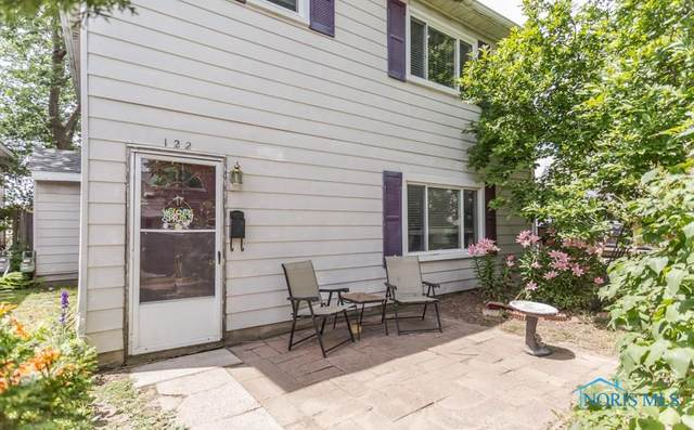 122 Walnut, Rossford, OH 43460 (MLS #6056019) :: Key Realty