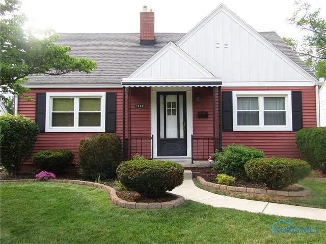 1814 Winston, Toledo, OH 43614 (MLS #6056148) :: RE/MAX Masters