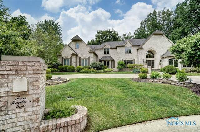 4 Hunter's Gate, Findlay, OH 45840 (MLS #6056151) :: RE/MAX Masters