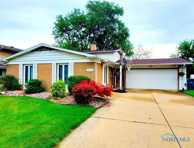 5848 Vistamar, Toledo, OH 43611 (MLS #6056169) :: Key Realty