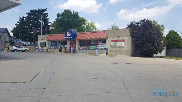 202 N Countyline, Fostoria, OH 44830 (MLS #6056217) :: Key Realty