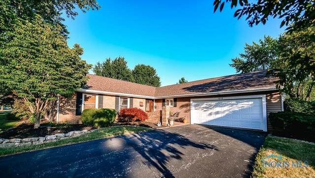 611 Church Hill, Findlay, OH 45840 (MLS #6056321) :: RE/MAX Masters