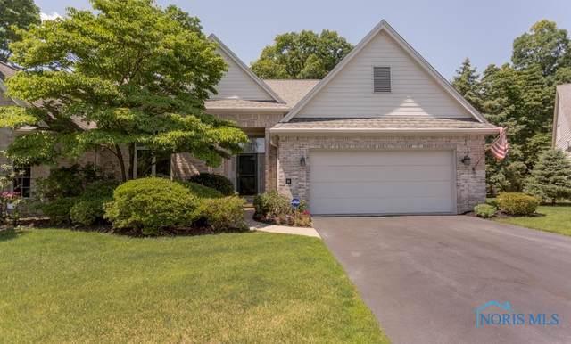 8 Callaway Green, Sylvania, OH 43560 (MLS #6056327) :: Key Realty
