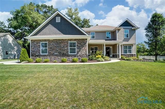 7908 Colony Oaks, Toledo, OH 43617 (MLS #6056384) :: Key Realty