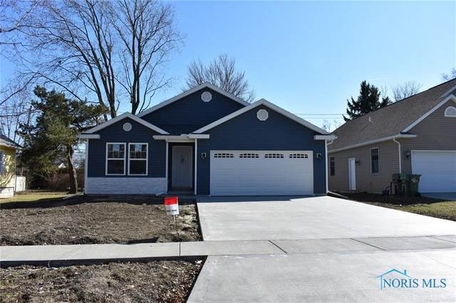 614 Sackett, Maumee, OH 43537 (MLS #6056388) :: H2H Realty