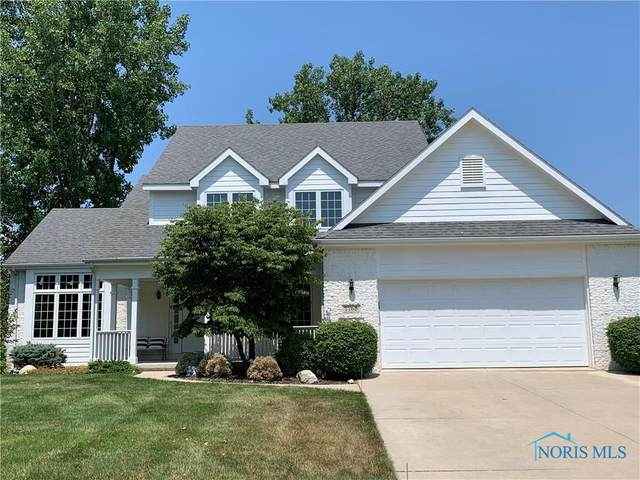 7768 Sioux Ridge, Maumee, OH 43537 (MLS #6056546) :: H2H Realty