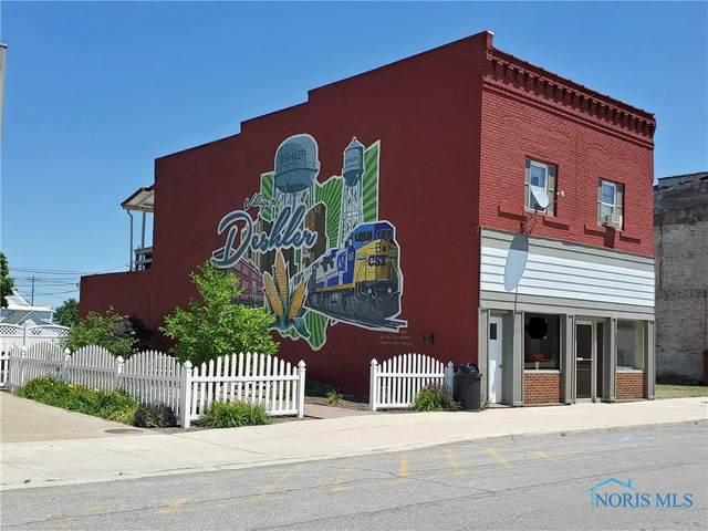 107 E Main, Deshler, OH 43516 (MLS #6056558) :: The Kinder Team