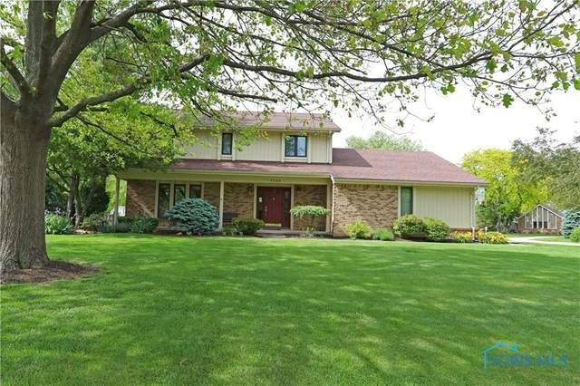 7108 Willowyck, Maumee, OH 43537 (MLS #6056666) :: The Kinder Team