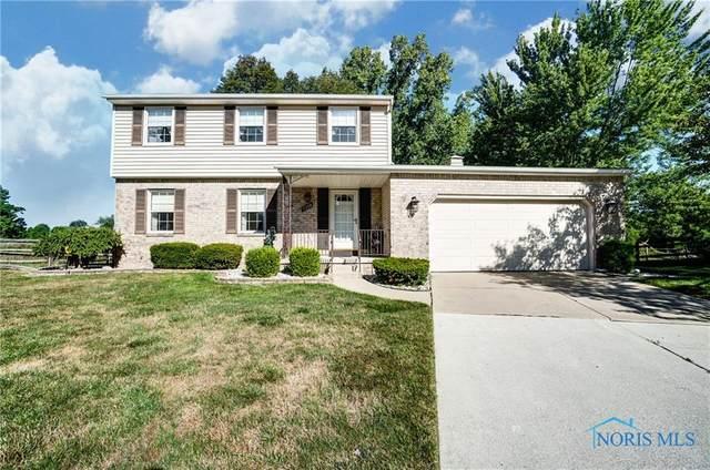 6098 Saddlewood, Toledo, OH 43613 (MLS #6056780) :: Key Realty