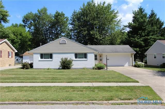 818 Cherry, Waterville, OH 43566 (MLS #6056875) :: CCR, Realtors