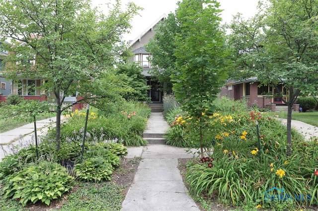 2606 Parkwood, Toledo, OH 43610 (MLS #6057199) :: Key Realty