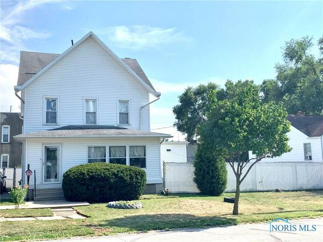 301 W Main, Oak Harbor, OH 43449 (MLS #6057352) :: CCR, Realtors