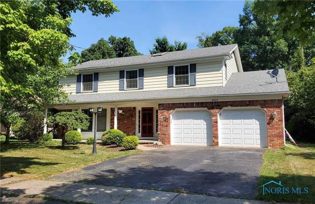6832 Fredericksburg S., Sylvania, OH 43560 (MLS #6057366) :: Key Realty