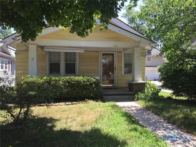 741 Wright, Toledo, OH 43609 (MLS #6057426) :: Key Realty