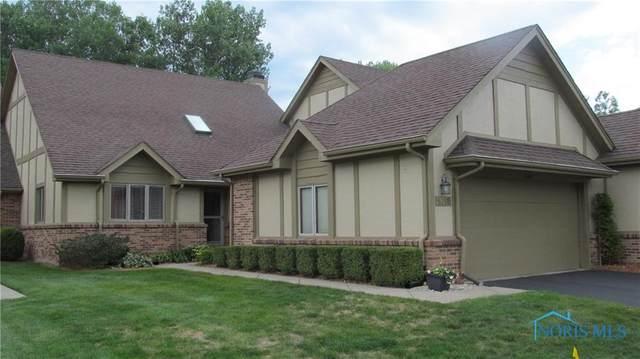 1618 Saddlebrook B, Toledo, OH 43615 (MLS #6057459) :: CCR, Realtors