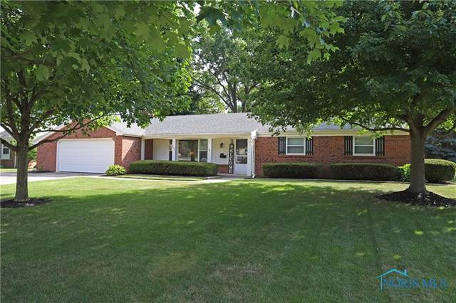 2025 Belvedere Drive, Toledo, OH 43614 (MLS #6057481) :: The Kinder Team