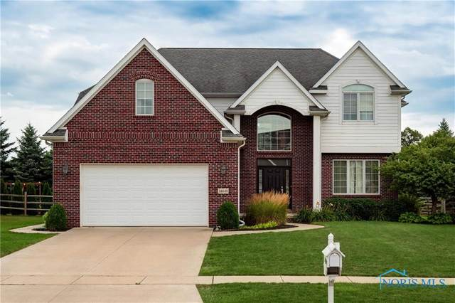 14649 Lake Meadows, Perrysburg, OH 43551 (MLS #6057532) :: Key Realty