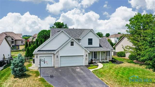 1102 Springcrest, Waterville, OH 43566 (MLS #6057558) :: The Kinder Team
