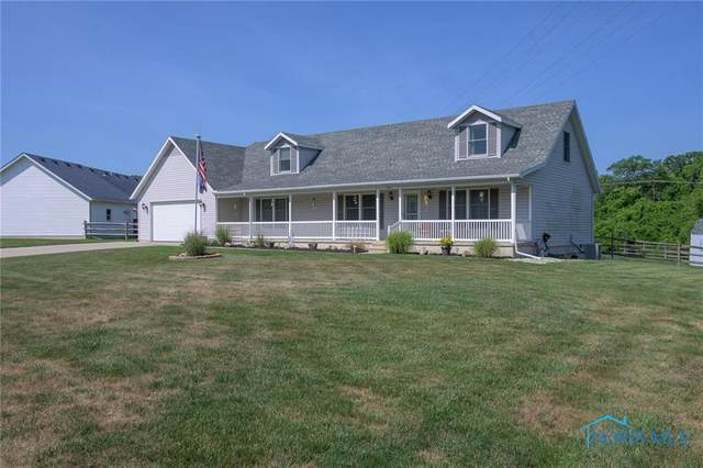 1332 Creek Bend, Rossford, OH 43460 (MLS #6057581) :: The Kinder Team