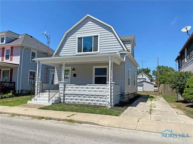 1022 Dorr, Fremont, OH 43420 (MLS #6057674) :: H2H Realty